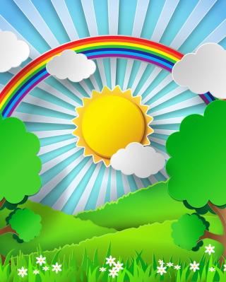 Sunny Day - Obrázkek zdarma pro iPhone 4S