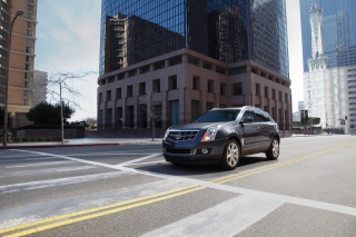 Free Cadillac SRX Luxury Crossover Picture for Android, iPhone and iPad