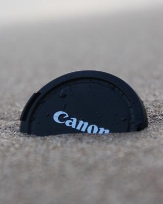 Canon - Obrázkek zdarma pro Nokia X2-02