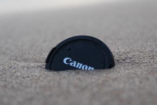 Canon - Obrázkek zdarma pro 2560x1600