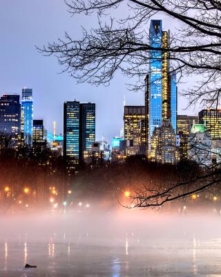 New York Central Park - Obrázkek zdarma pro Nokia 206 Asha