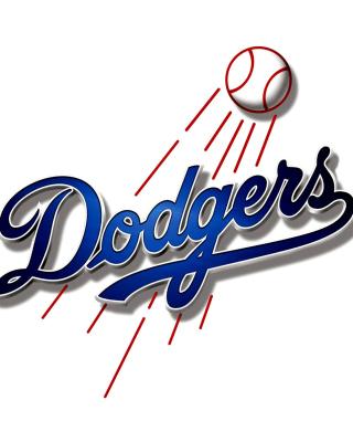 Los Angeles Dodgers Baseball - Obrázkek zdarma pro Nokia X1-01