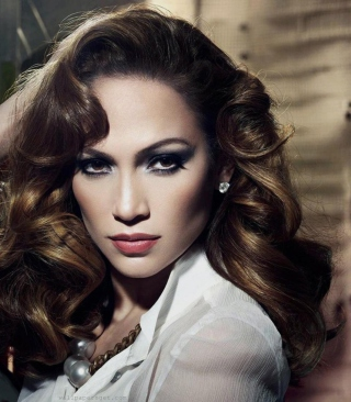 Jennifer Lopez - Obrázkek zdarma pro iPhone 5S