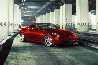 Free Nissan 370Z Picture for Android, iPhone and iPad