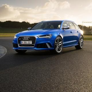 Audi RS 6 - Obrázkek zdarma pro iPad Air