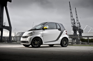 Smart Fortwo 2014 Wallpaper for Android, iPhone and iPad