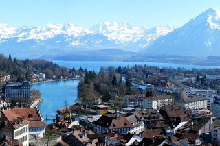 Bern Switzerland Background for Android, iPhone and iPad