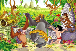 Jungle Book Mowglis Story Background for Android, iPhone and iPad