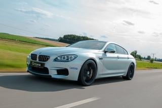Картинка BMW M6 нате 0280x720