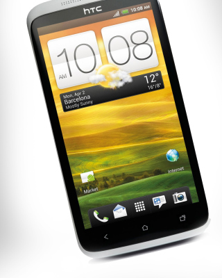 HTC One X - Obrázkek zdarma pro Nokia X7