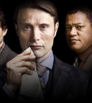 Hannibal Tv Series - Obrázkek zdarma pro Nokia Asha 503