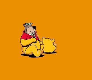 I Am Winnie The Pooh - Obrázkek zdarma pro 208x208
