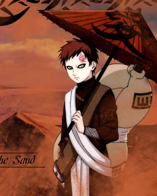 Gaara, Naruto Manga - Obrázkek zdarma pro Nokia X7