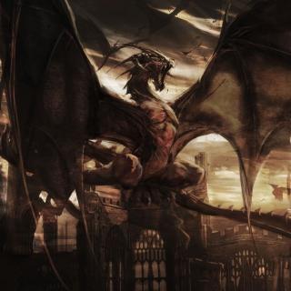 Dragon Attack - Obrázkek zdarma pro 128x128