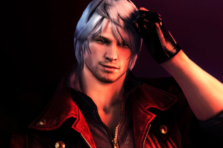 Devil May Cry Dante Background for Android, iPhone and iPad