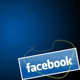 Facebook Wallpaper - Obrázkek zdarma pro 320x320