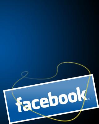 Facebook Wallpaper - Obrázkek zdarma pro Nokia C6