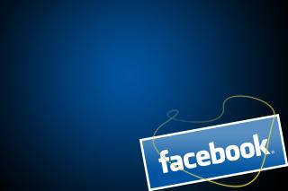 Facebook Wallpaper - Obrázkek zdarma pro Nokia Asha 201