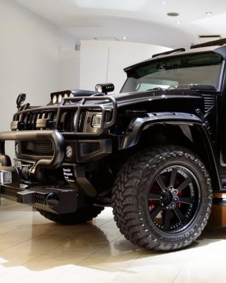 Hummer H2 for Swat - Obrázkek zdarma pro iPhone 6 Plus