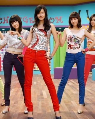 Girls Generation - Obrázkek zdarma pro Nokia X2