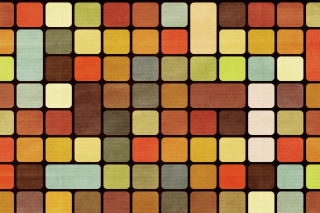 Rubiks Cube Squares Retro - Obrázkek zdarma pro 1920x1200