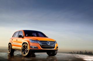 Volkswagen Tiguan HD - Obrázkek zdarma pro Nokia Asha 201