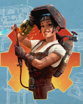 Fallout 4 - Obrázkek zdarma pro 360x400