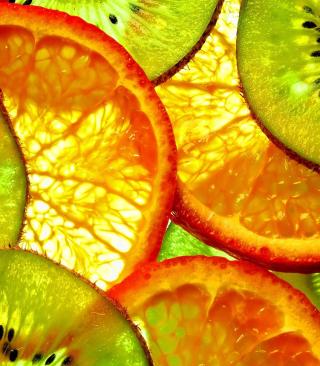 Fruit Slices - Obrázkek zdarma pro 480x854