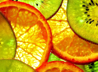 Free Fruit Slices Picture for Android, iPhone and iPad
