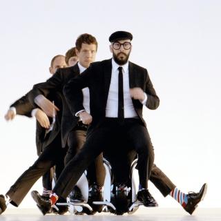 OK Go American Power Pop Band - Obrázkek zdarma pro 128x128