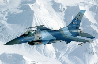 F-16 Fighting Falcon Wallpaper for Android, iPhone and iPad