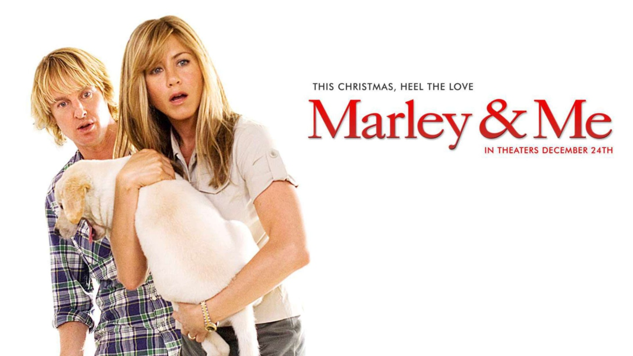 Music from marley and me movie
