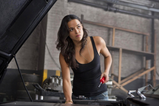 Fast and Furious 6 Letty Ortiz Background for Android, iPhone and iPad