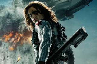 The Winter Soldier Background for Android, iPhone and iPad