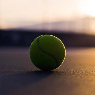 Tennis Ball - Obrázkek zdarma pro iPad mini 2