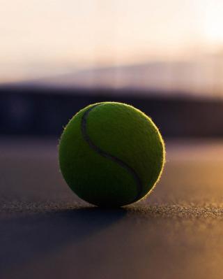 Tennis Ball - Obrázkek zdarma pro Nokia Asha 202