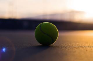 Tennis Ball - Obrázkek zdarma pro 1680x1050