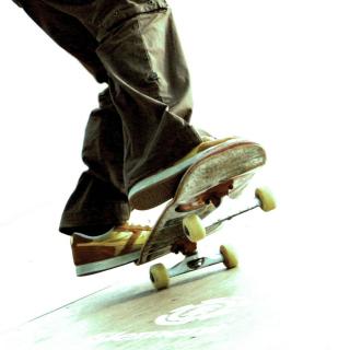 Skateboard - Obrázkek zdarma pro iPad 2