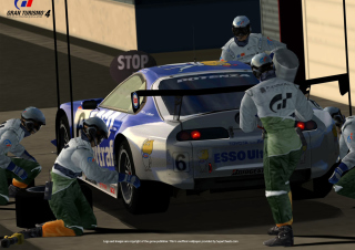 Gran Turismo 4 Wallpaper for Android, iPhone and iPad