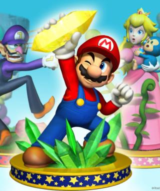 Mario Party 5 - Obrázkek zdarma pro Nokia Asha 308