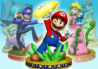 Mario Party 5 - Obrázkek zdarma pro Samsung Galaxy Tab 4 7.0 LTE