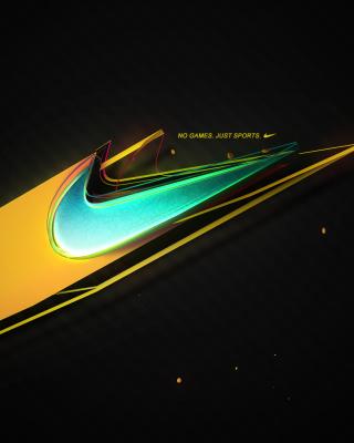 Nike - No Games, Just Sports - Obrázkek zdarma pro Nokia Asha 503