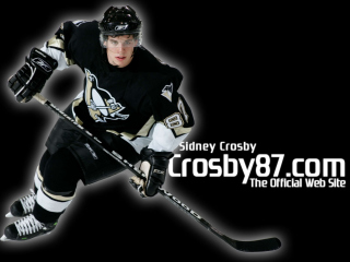 Sidney Crosby - Hockey Player Wallpaper for Android, iPhone and iPad