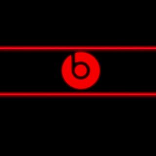 Beats Studio Headphones by Dr Dre - Obrázkek zdarma pro iPad Air