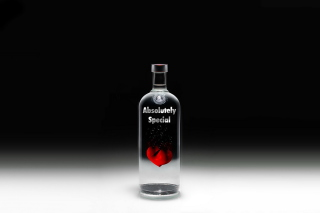 Vodka Absolut Special Background for Android, iPhone and iPad