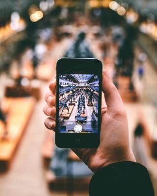 IPhone Photo - Obrázkek zdarma pro Nokia C5-06