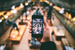 IPhone Photo - Obrázkek zdarma pro Samsung Galaxy S II 4G