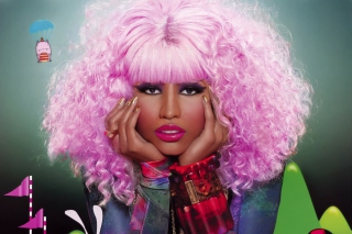 Nicki Minaj Wallpaper for Android, iPhone and iPad