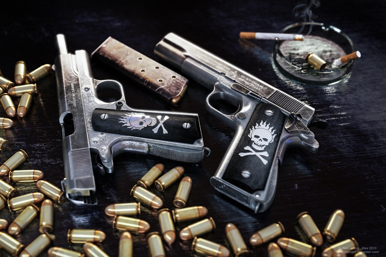пистолет обойма патроны  № 3460183  скачать