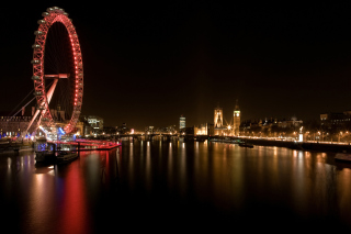 London Eye Wallpaper for Android, iPhone and iPad